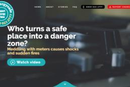 crimestoppers energy theft website