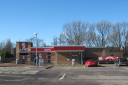 KFC in Darlington
