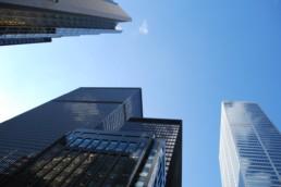 city centre buildings