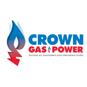 crown gas logo