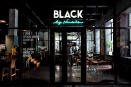 uk shop black