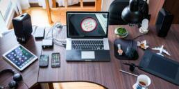 business broker desk
